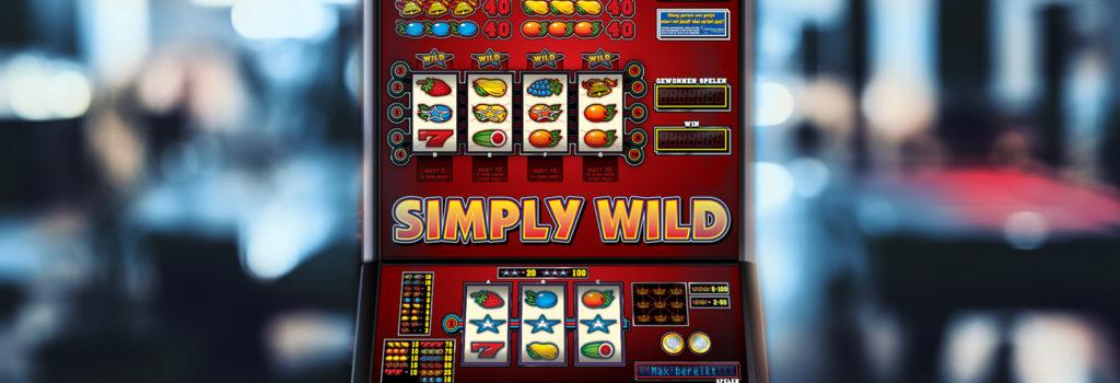 Speelautomaten Gokkasten Simply Wild