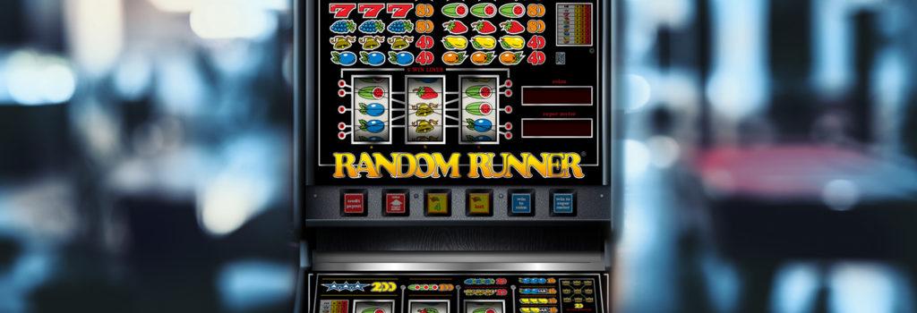 Speelautomaten Gokkasten Random Runner
